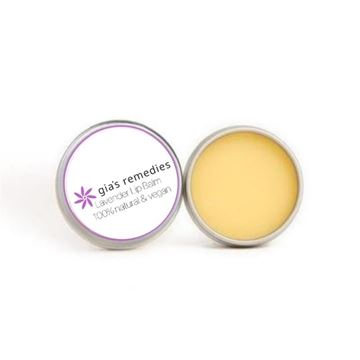 Picture of Lavender Lip Balm, gia's remedies, 10g