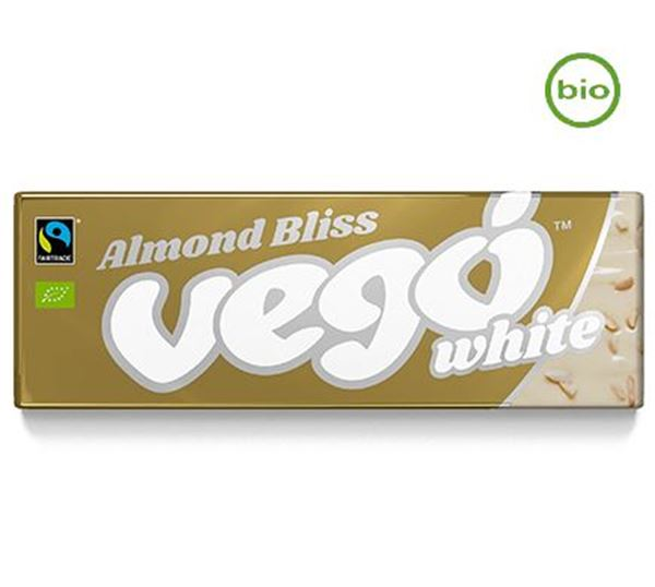 Picture of White Almond Bliss, Vego, 50g