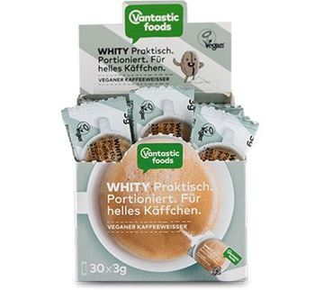 Picture of Whity Kaffeeweisser, Vantastic Foods, 30x3g