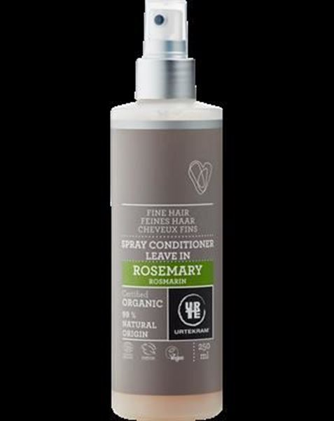Bild von Spray Conditioner Rosmarin, Urtekram, 250ml