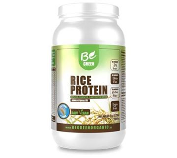 Picture of  Rice Protein Natural Dose, Be Green, 1kg