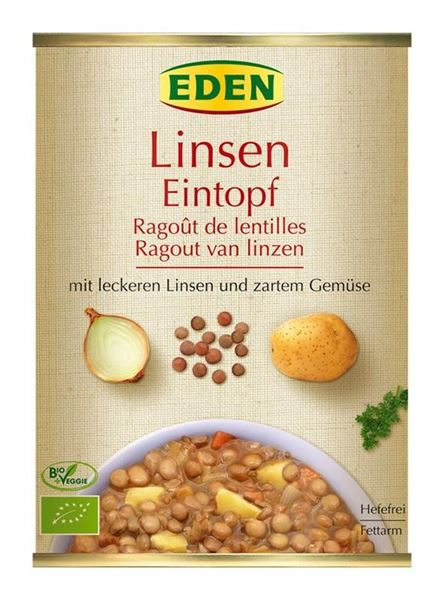 Picture of Linsen-Eintopf, Eden, 560g