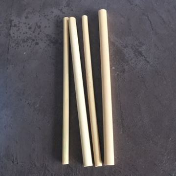 Picture of 100% Natural Bamboo  Strohhalme, Bali Boo, 1Stk.