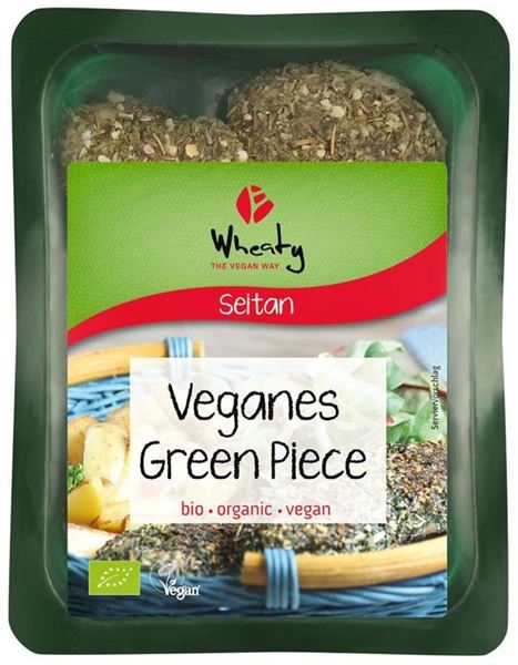 Picture of Green Piece, Wheaty, 175g