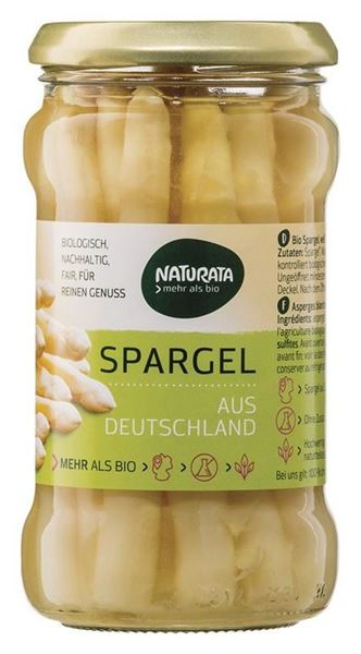 Picture of Spargeln weiss, Naturata, 280g