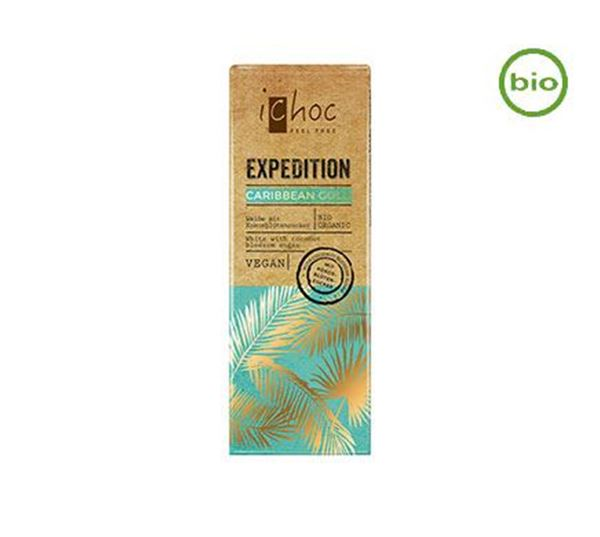 Picture of Expedition Caribbean Gold, iChoc, 50g