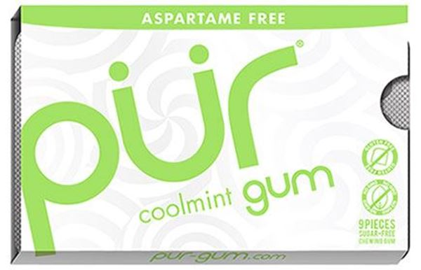 Picture of Coolmint Kaugummi, Pür Gum, 12.6g