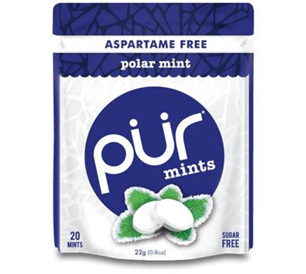 Picture of Polar Mint Pastillen, Pür Mints, 22g
