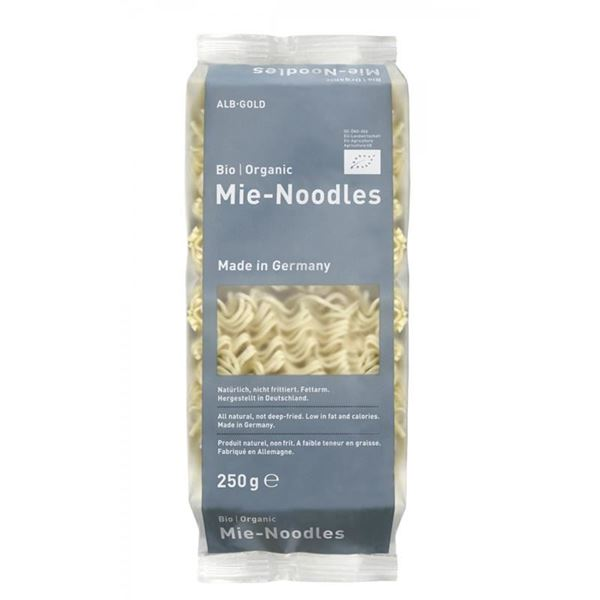 Picture of Mie Noodels ohne Ei, Alb Natur, 250g