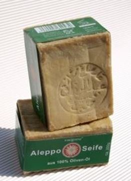 Picture of Aleppo Seife 100% Olivenöl, Finigrana, 200g