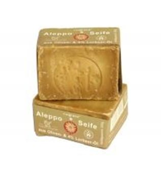 Picture of Aleppo Seife 4% Lorbeeröl, Finigrana, 180g