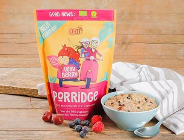Picture of Porridge Very Berry, Colti, 400g