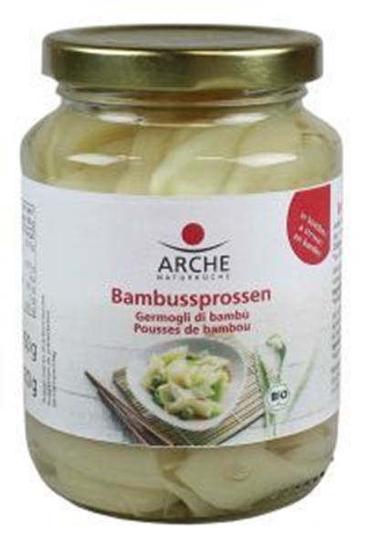 Picture of Bambussprossen, Arche, 350g