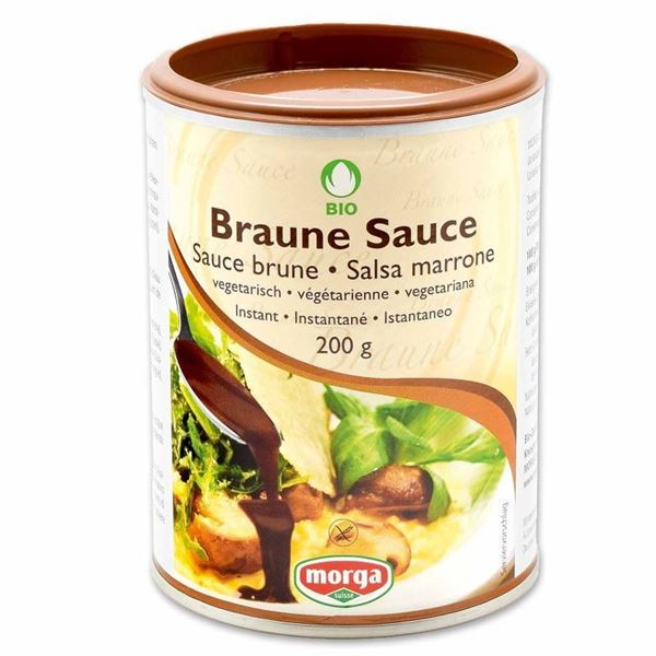 Picture of Braune Sauce, Morga, 200g
