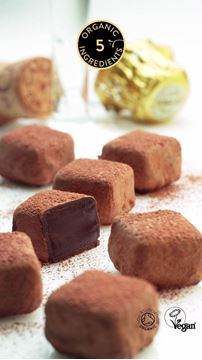 Bild von Champagner Collection Truffes, Booja-Booja, 150g
