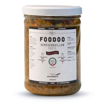 Picture of Gemüsebouillon Paste, Foodoo, 220g