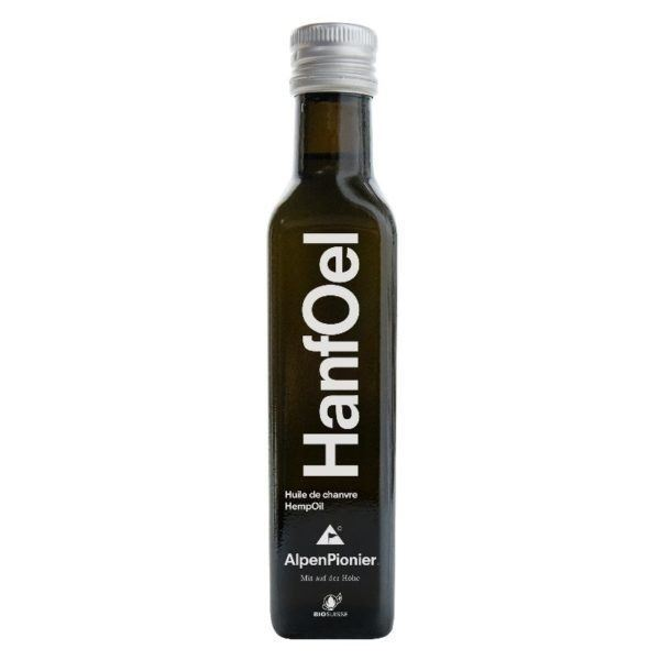 Picture of Hanföl, Alpenhirt, 250ml