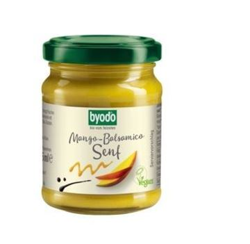 Picture of Mango Balsamico Senf, Byodo, 125ml
