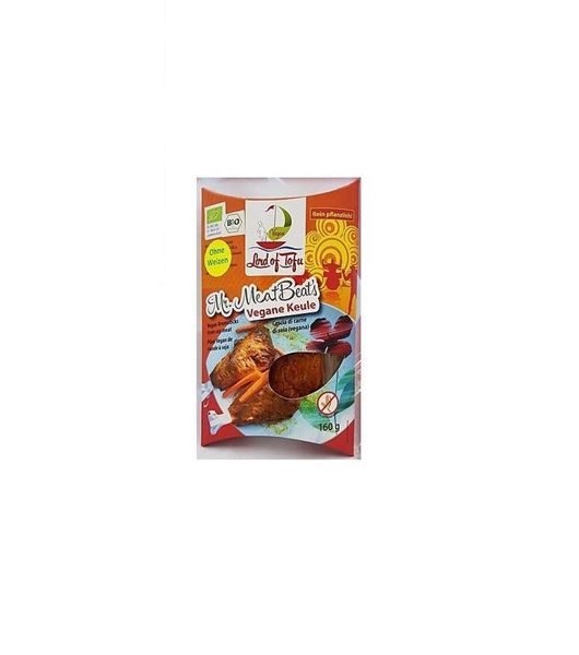 Bild von Smoked Tofu Hot Dogs, Lord of Tofu, 120g