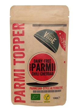 Picture of Parmi Topper Mild Spicy BIO, Terra Vegane, 100g