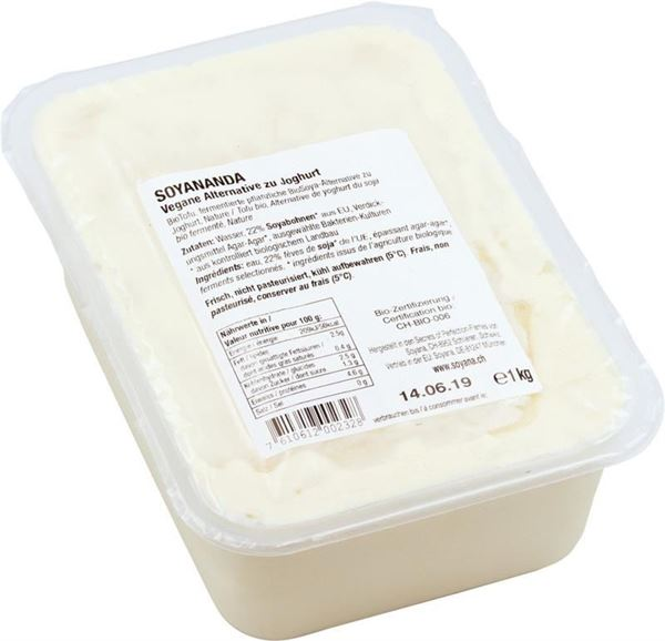 Picture of Alternative zu Joghurt nature Soyana, Soyananda, 1Kg