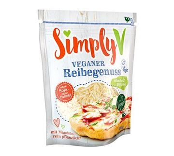 Picture of Veganer Reibgenuss Natur, Simply V, 200g
