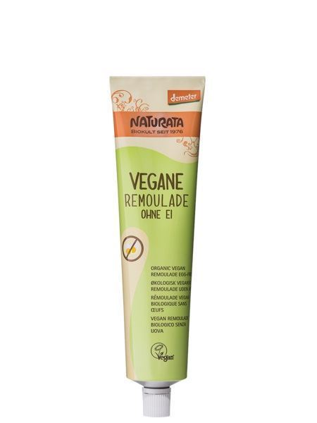 Picture of Vegane Remulade ohne Ei BIO, Naturata, 190ml