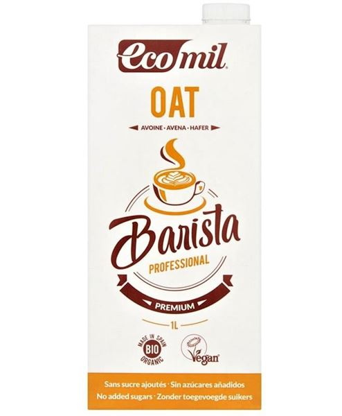 Picture of Oat Barista Professional (Hafer), Ecomil, 1l