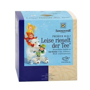 Picture of Leise rieselt der Tee, Sonnentor, 30g