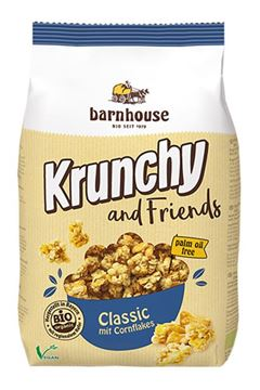Bild von Krunchy and Friends Classic, barnhouse, 500g