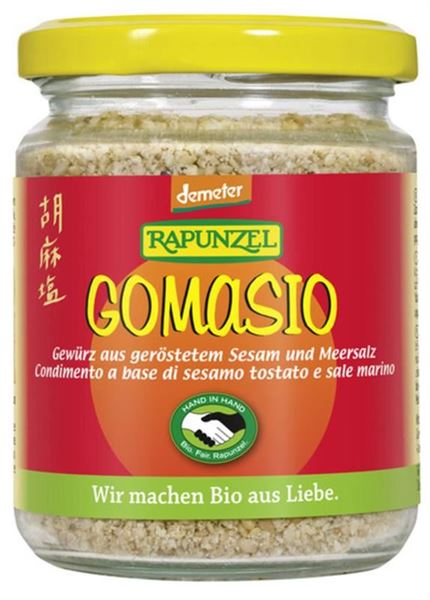 Picture of Gomasio hell, Rapunzel, 100g