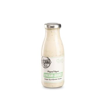 Bild von Cream Sauce, Outlawz Food, 200ml