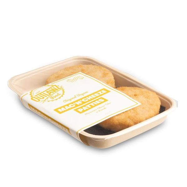 Bild von Mac'n'Cheese Patties, Outlawz Food, 280g