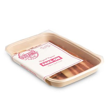 Bild von Fake-on veganer Speck-Ersatz, Outlawz Food, 200g