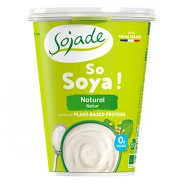 Picture of So Soya! Nature, Sojade, 400g