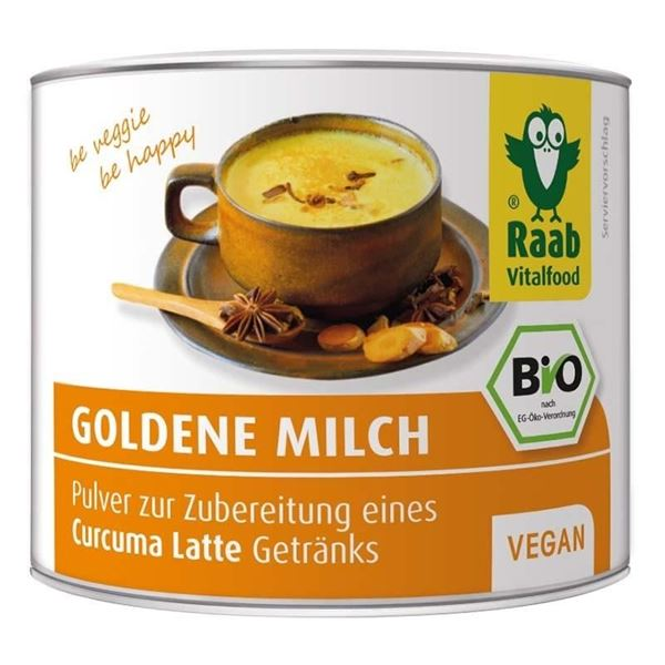 Picture of Goldene Milch, Raab Vitalfood, 70g