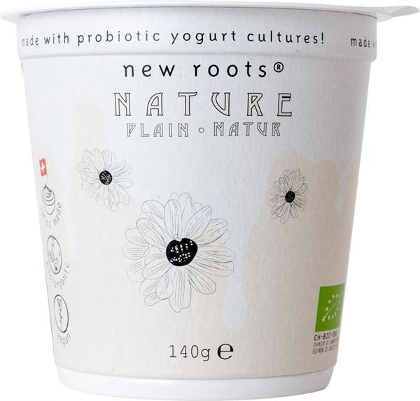 Bild von Pflanzl. Alternative zu Nature Joghurt, New Roots, 140g