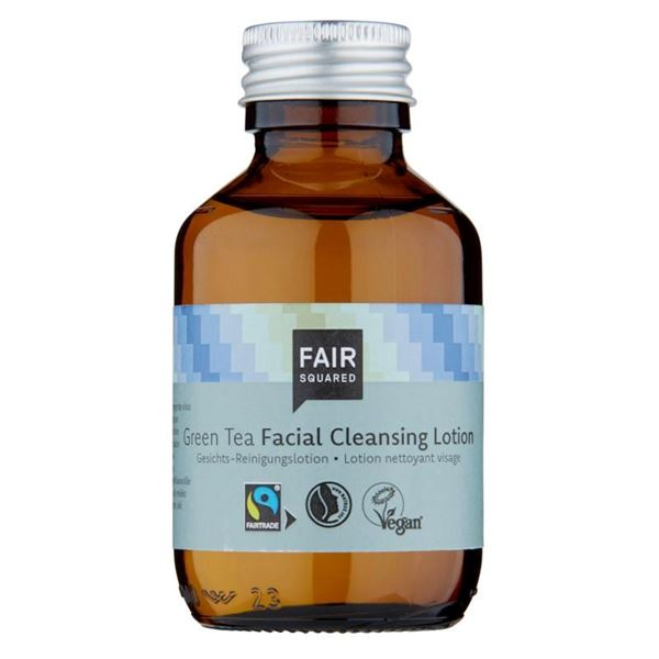 Bild von Green Tea Facial Cleansing Lotion, Fair Squared,100ml