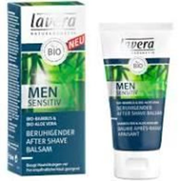 Bild von Men SensitiBeruhigender After Shave Balsam, Lavera, 50ml