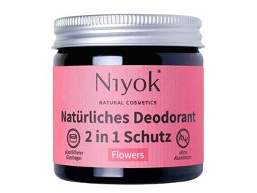 Bild von  2in1 Deodorant Peach Perfect, Nyiok, 40 ml